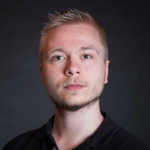 Spiele-Journalist Jonas Walter