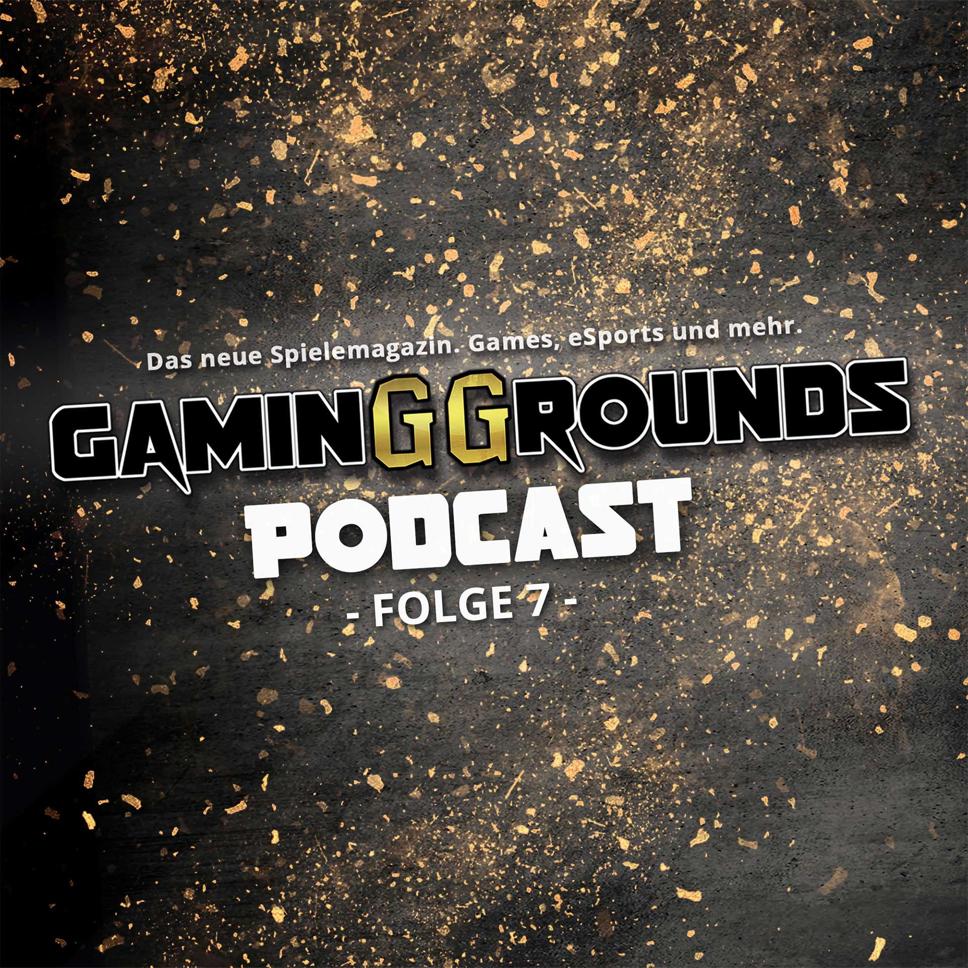 Gaming-Grounds.de Podcast