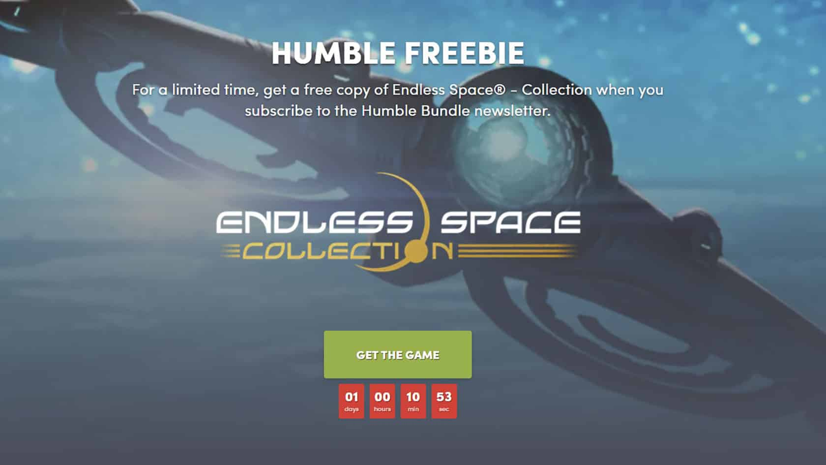 humbe freebie endless space collection babt