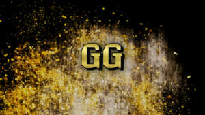 GG Buchstarben Dark Gold 720p