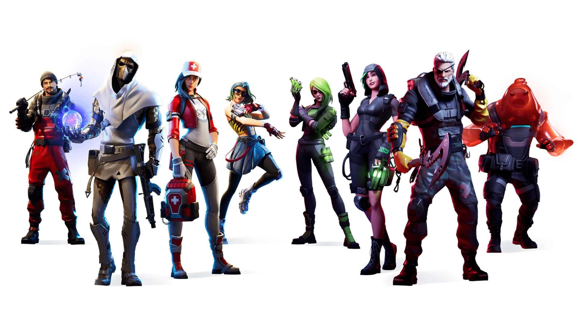 Helden Skins