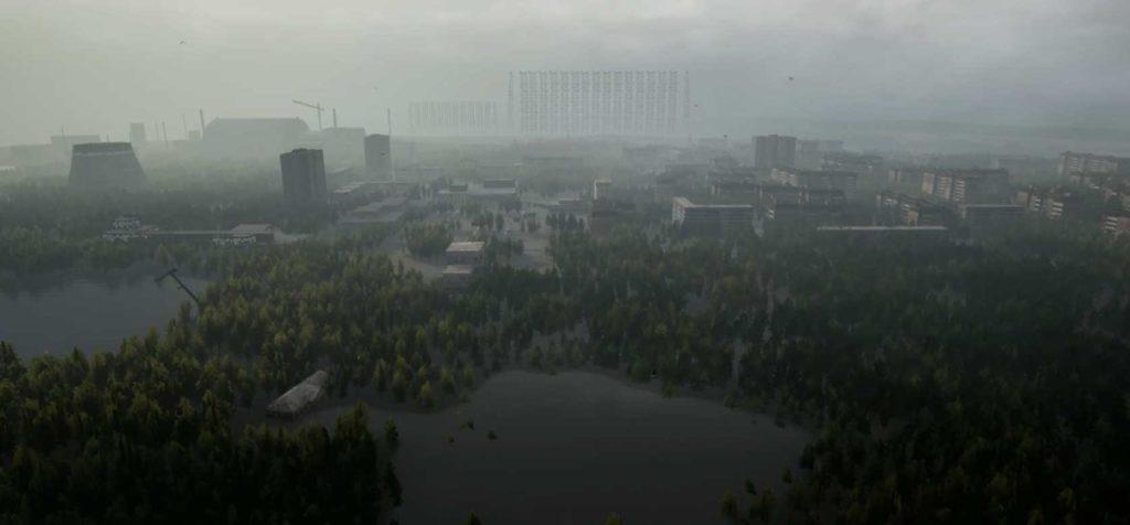 chernobylite spielwelt