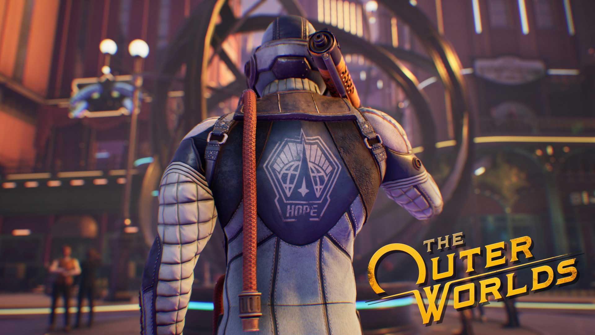 the outer worlds release