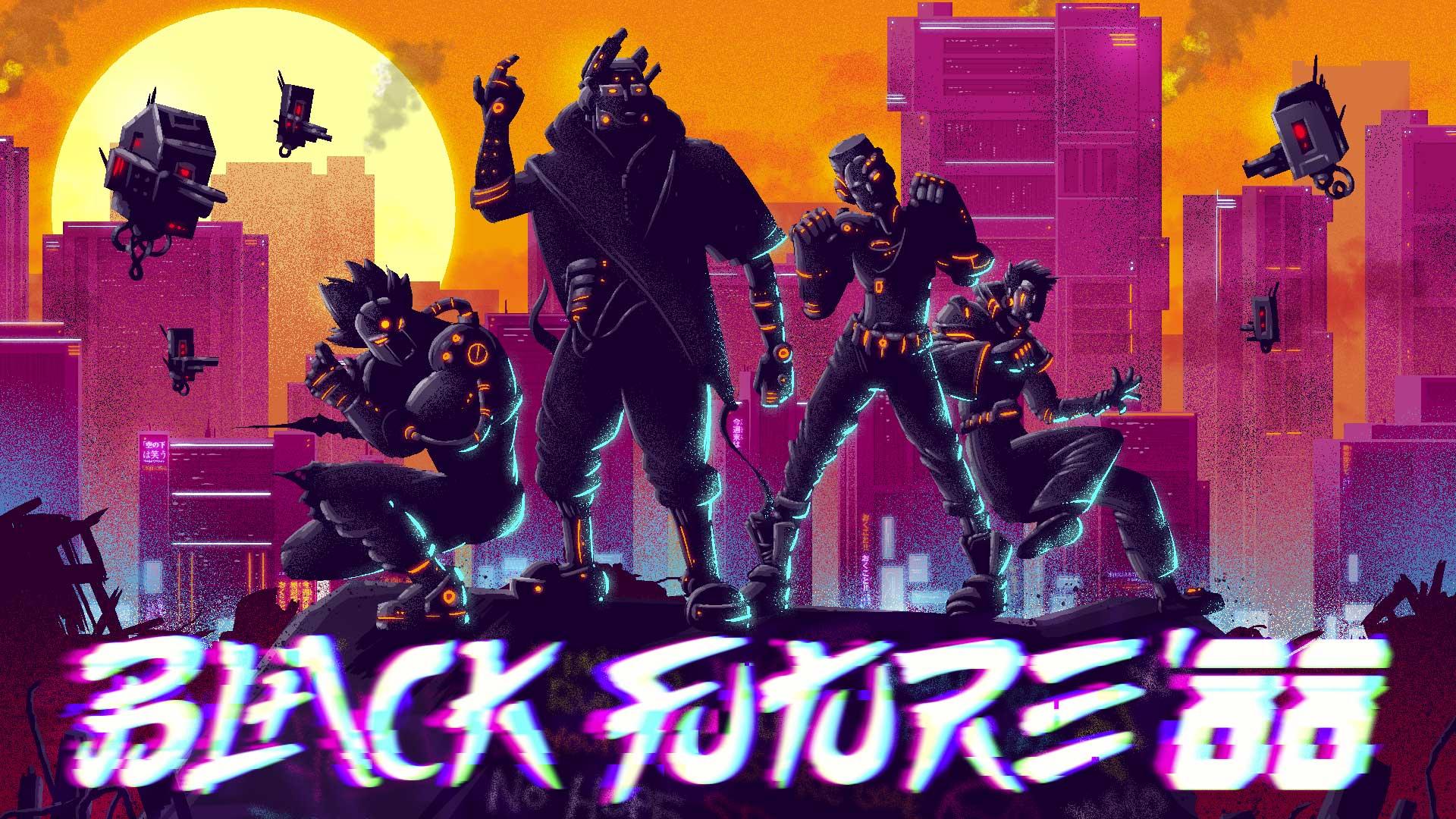 black future 1988