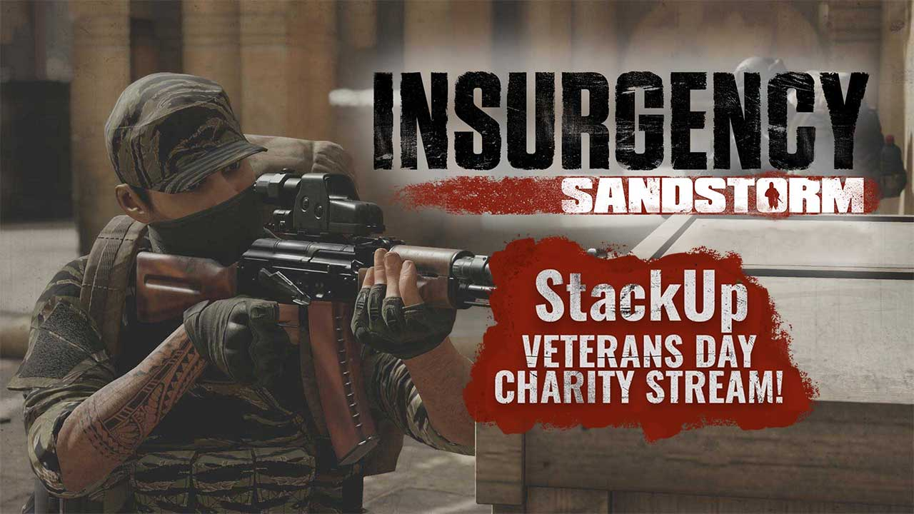 insurgency stackup veterans day