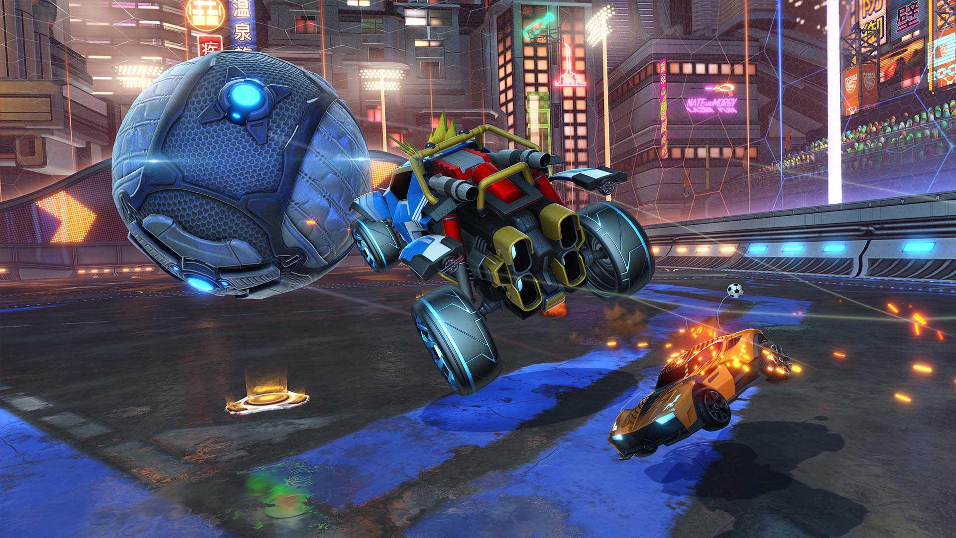 rocket league blueprint update