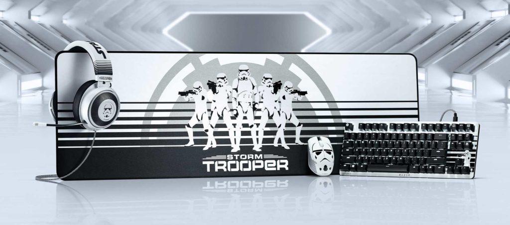 star wars razer stormtrooper edition