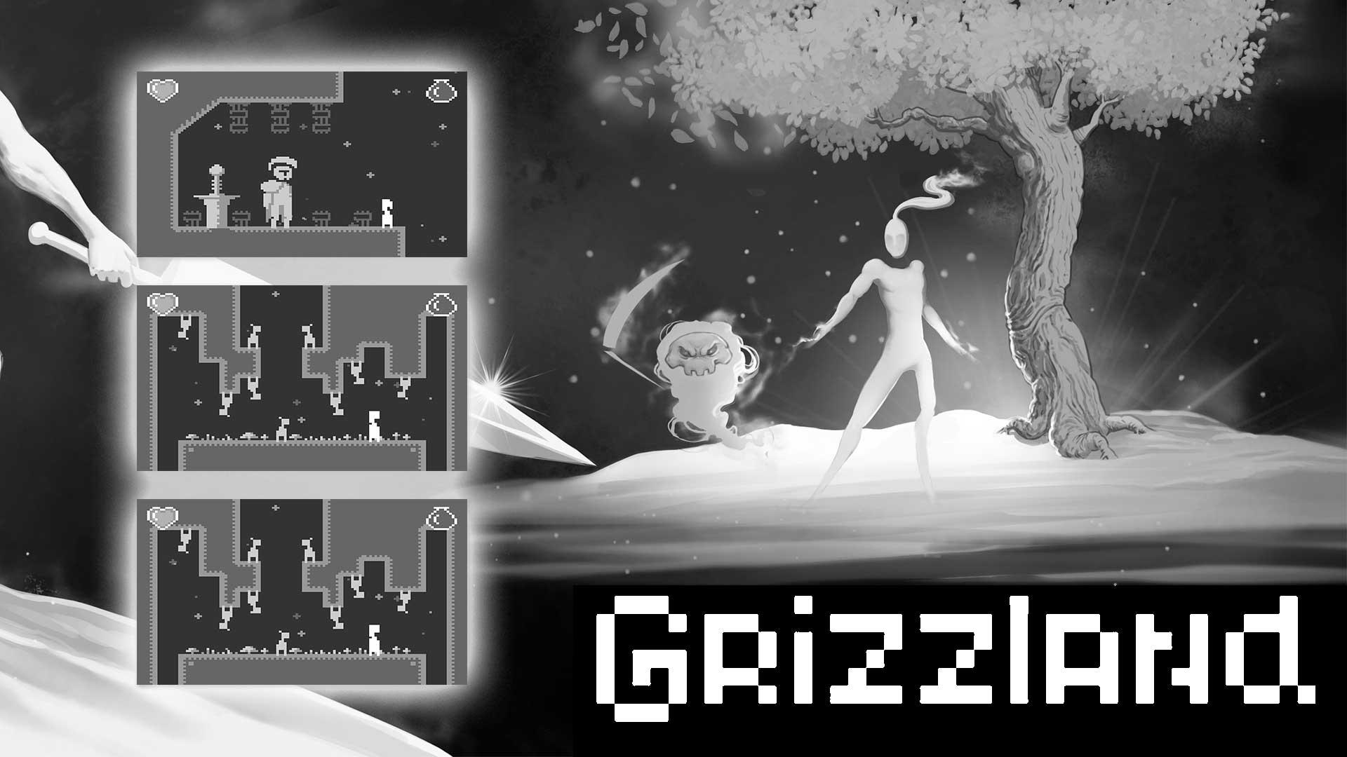 grizzland 1bit game