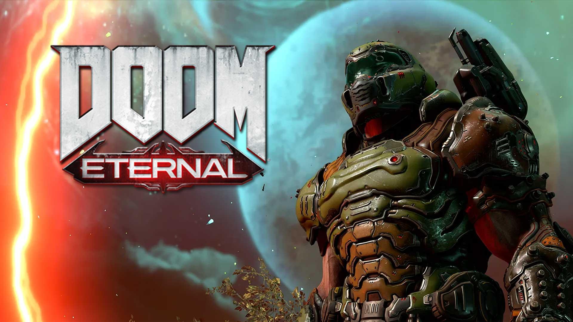doom eternal releae