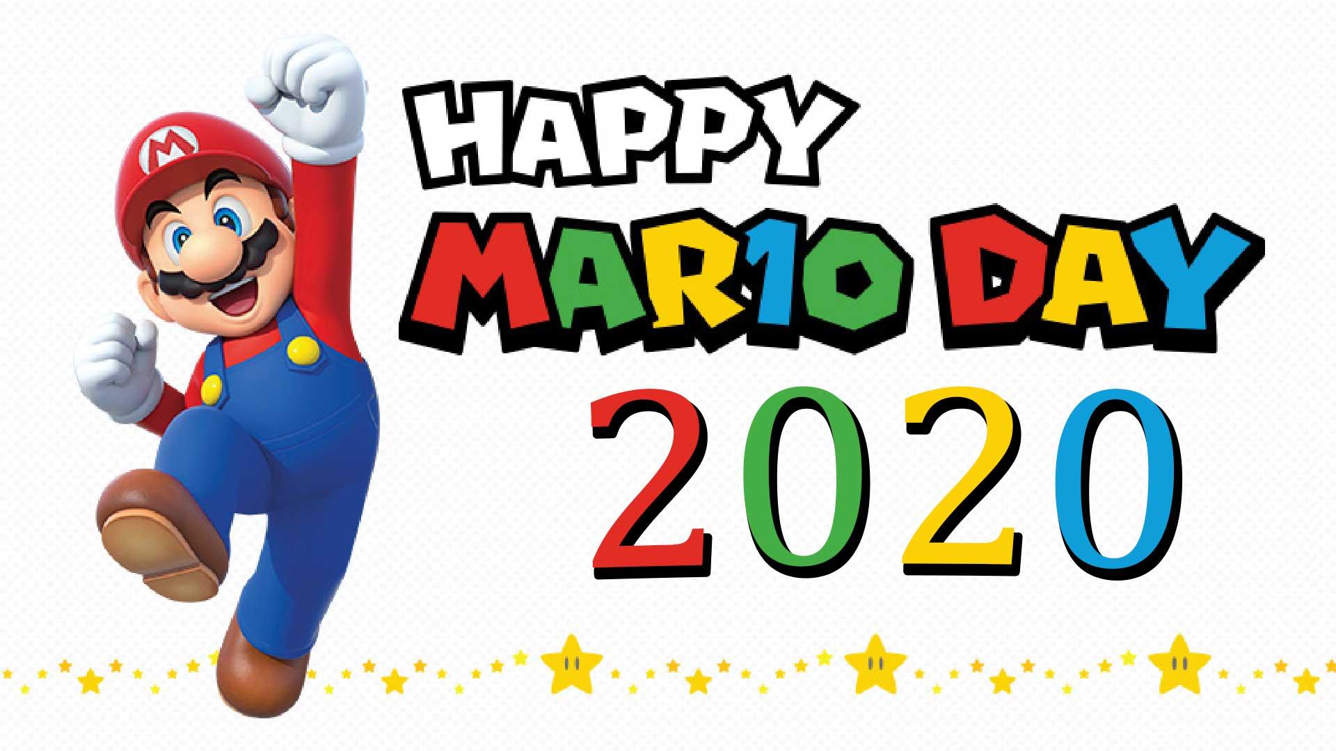 happy mar10 day mariotag mario day 2020