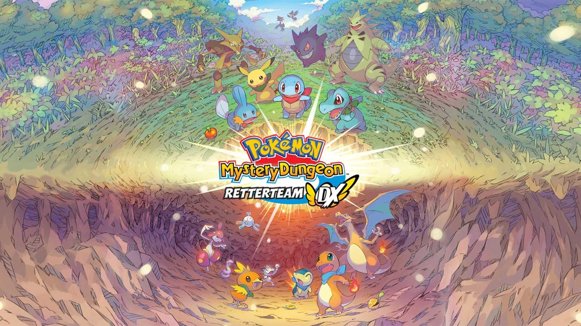 pokemon mystery dungeon retterteam dx
