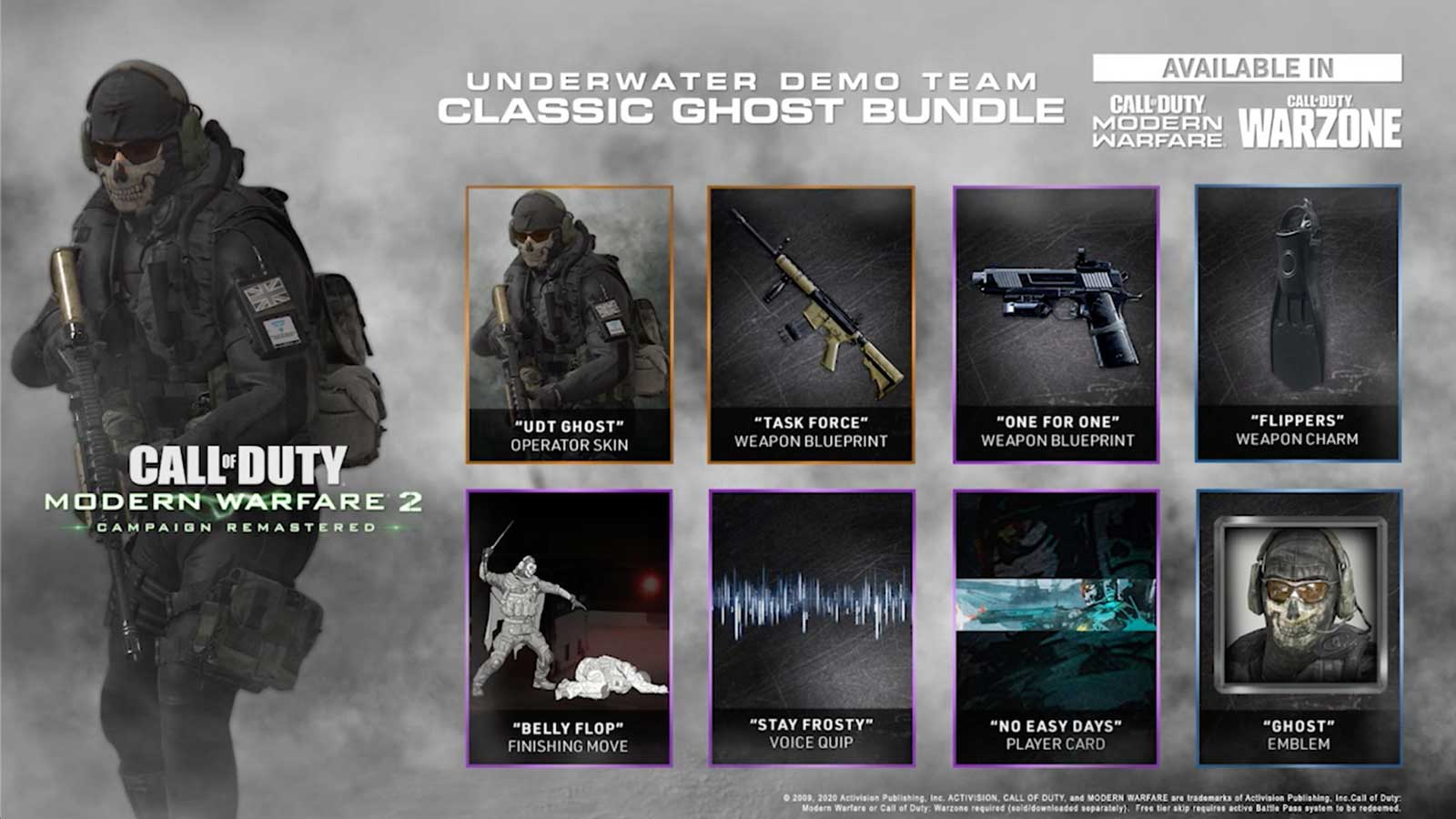 underwater demo team classic ghost bundle babt