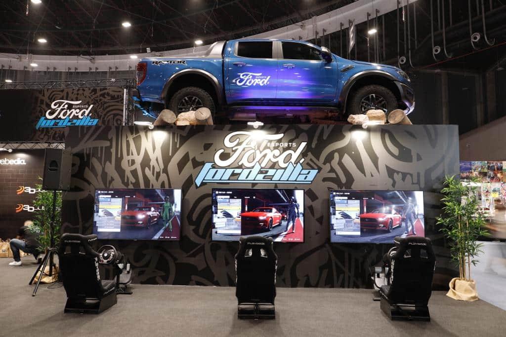 86 Fordzilla Foto 2