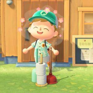 Animal Crossing lässt Träume wahr werden. Hier gibt es sogar Toilettenpapier.