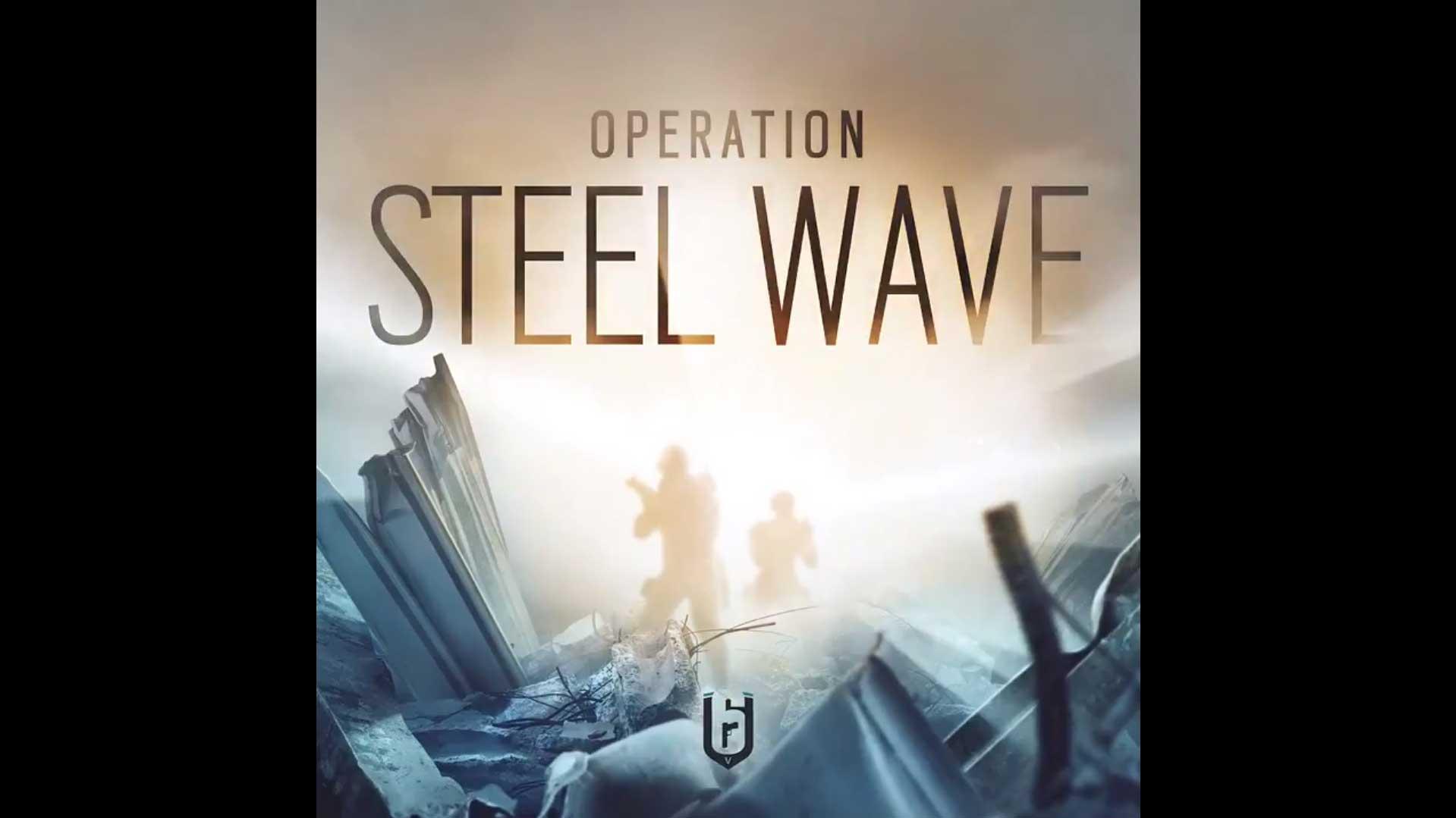 steel wave logo tw screen babt