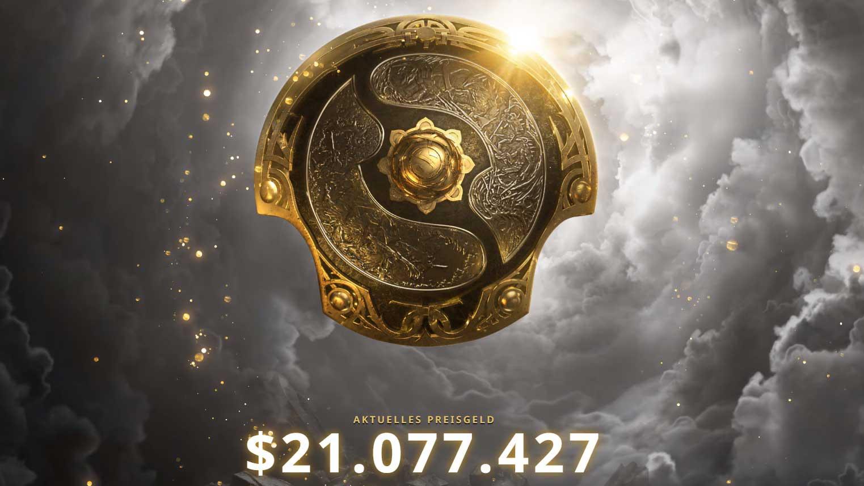 TI10 Preisgeld 20 Millionen babt