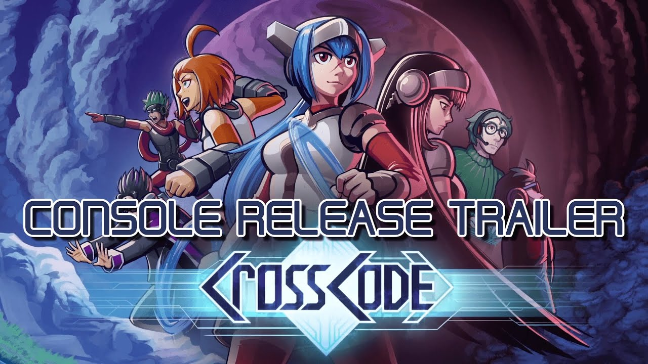 CrossCode Console Release Date Trailer