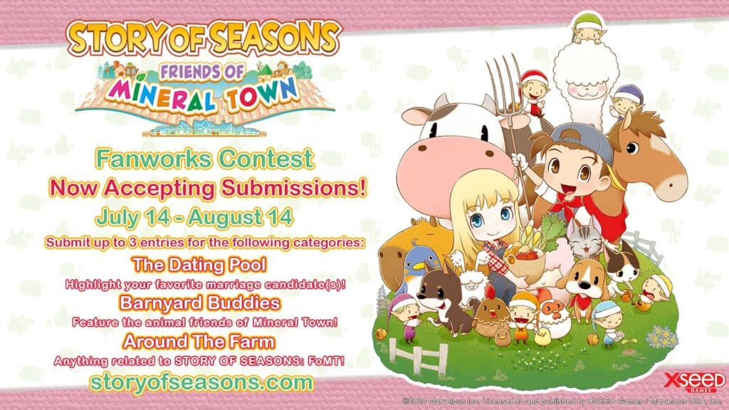 Fomt Fanworks Contest Finall