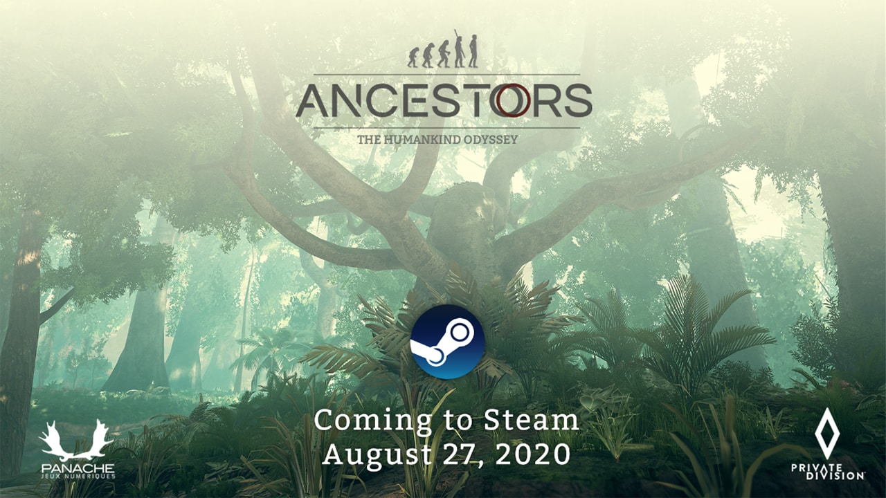 ancestors steam release