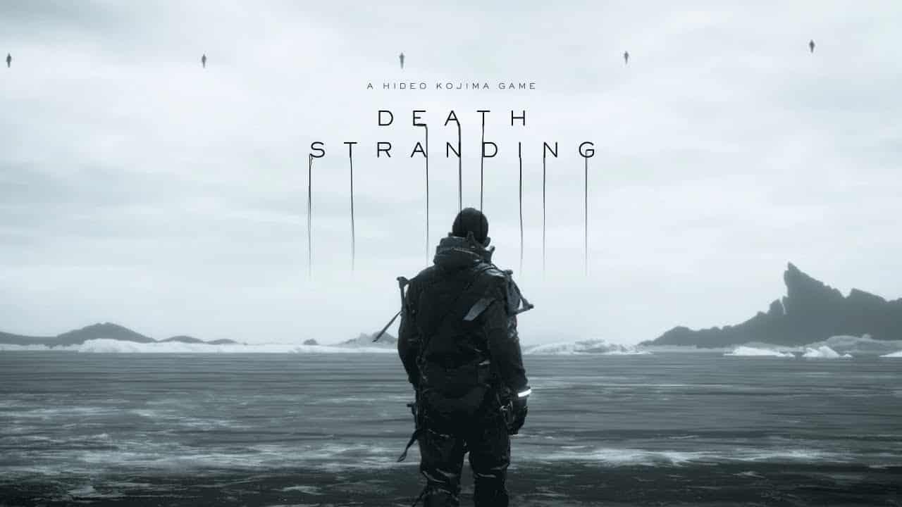 death stranding cover art