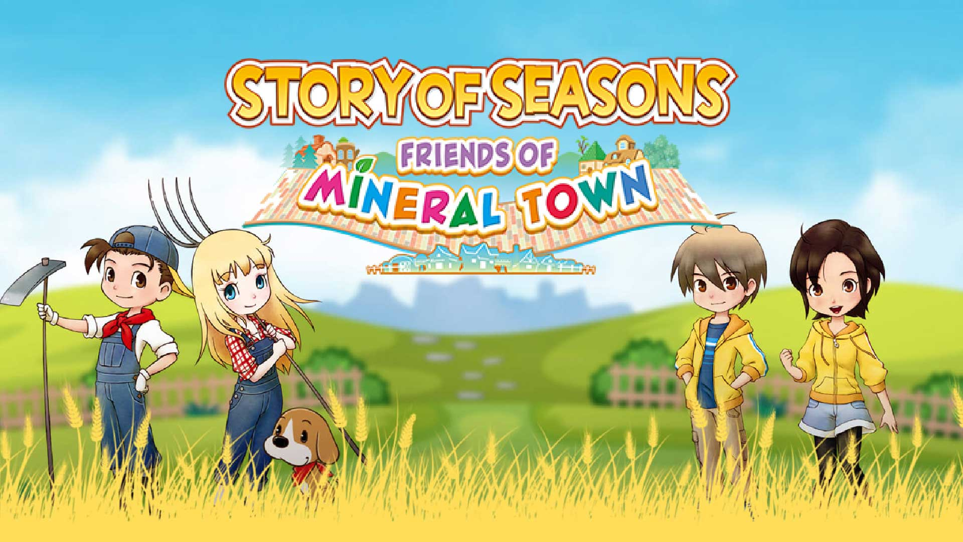 story of seasons switch launch