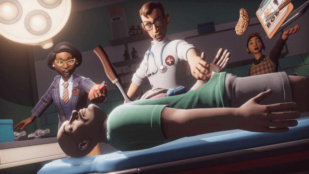surgeon simulator 2 screenshot 1