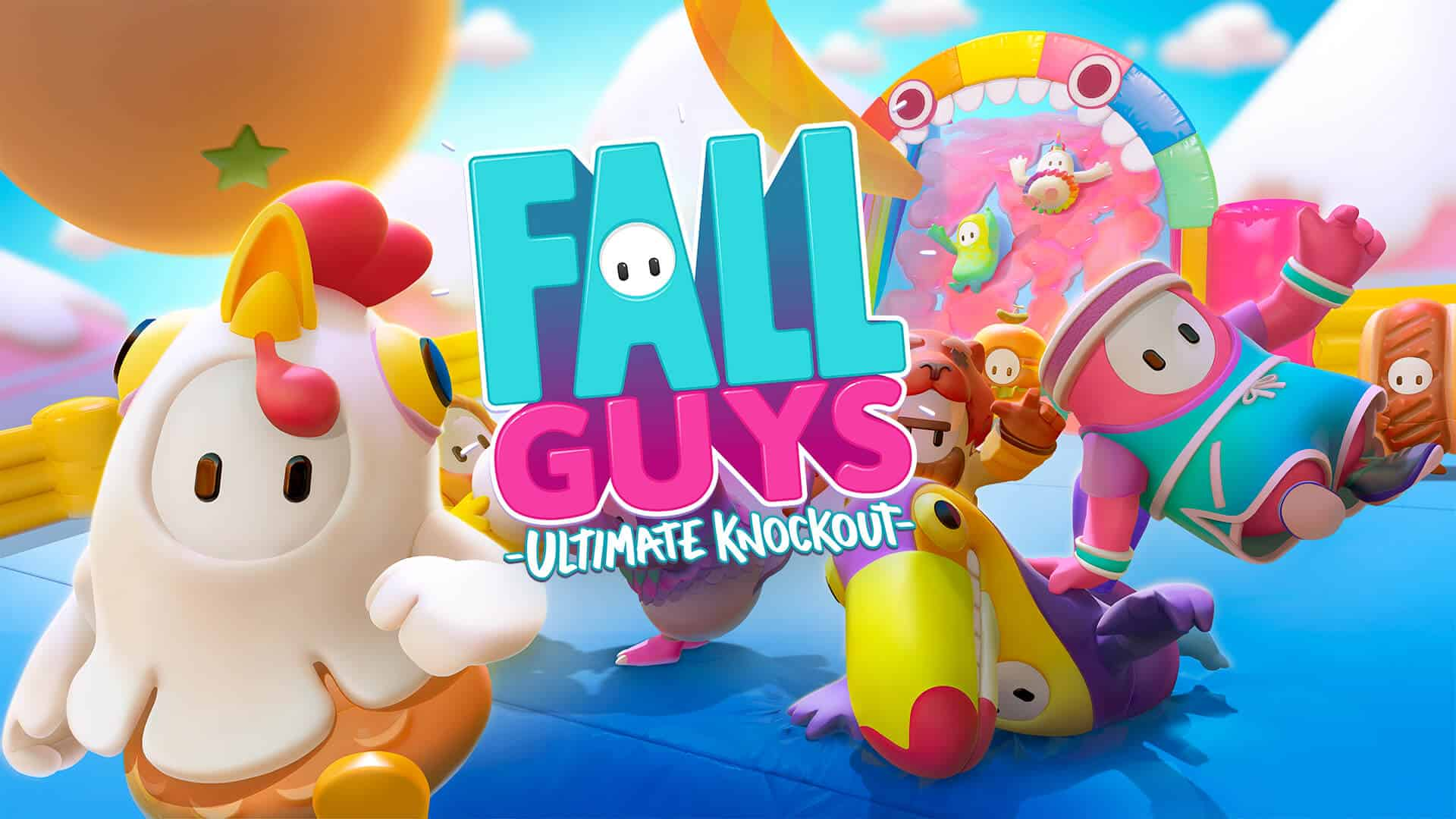 Fall Guys Key Art Thumb