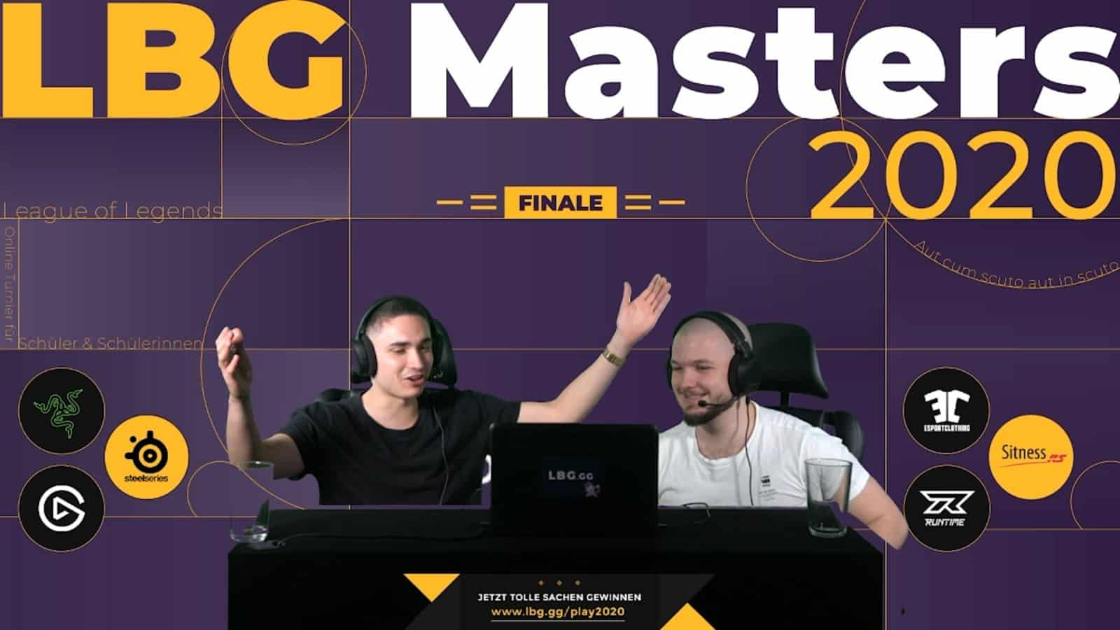 LBG Masters Side GG