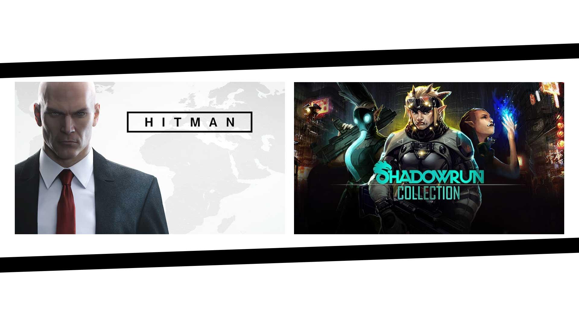hitman shadowrun collection kostenlos epic