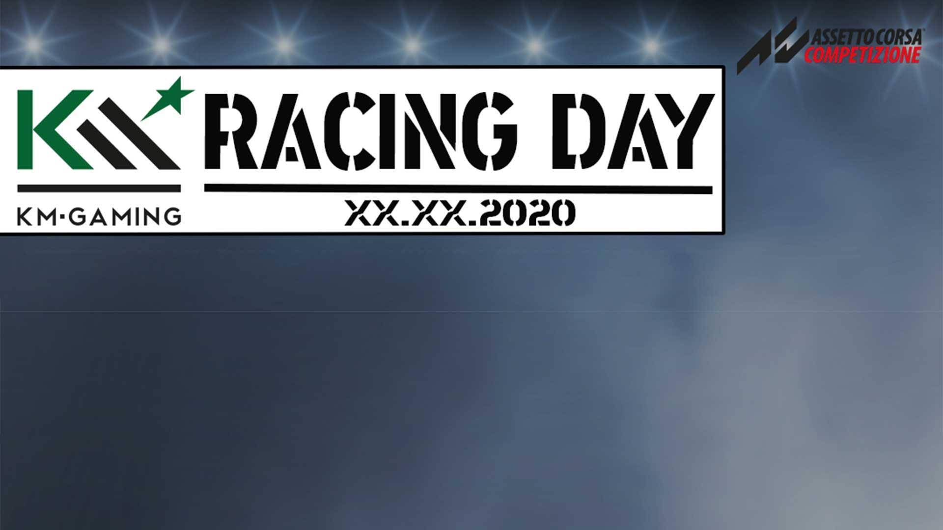 km racing day