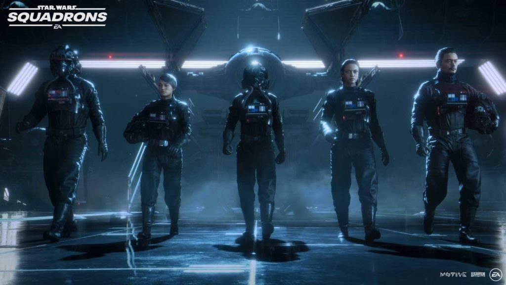 star wars squadrons imperial pilots
