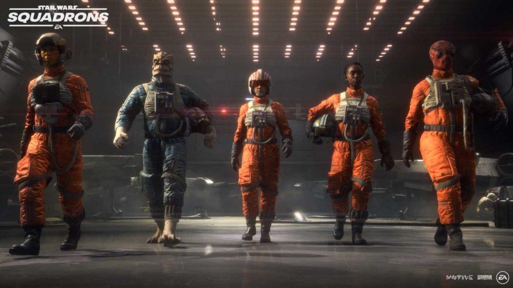 star wars squadrons republic pilots