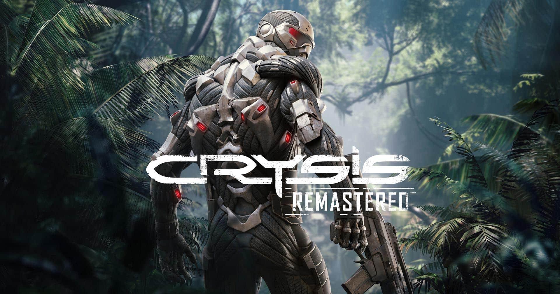 Crysis Remastered Keyart logo