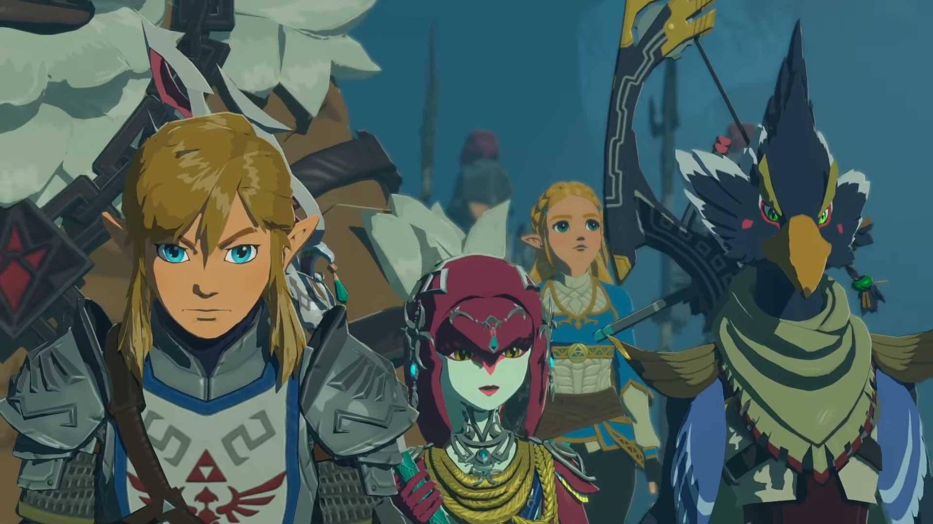 hyrule warriors zdv screenshot 3