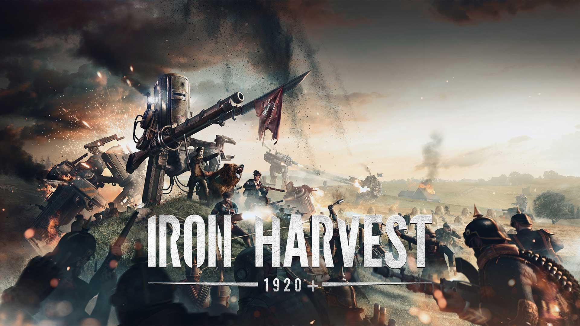 iron harvest 1920release