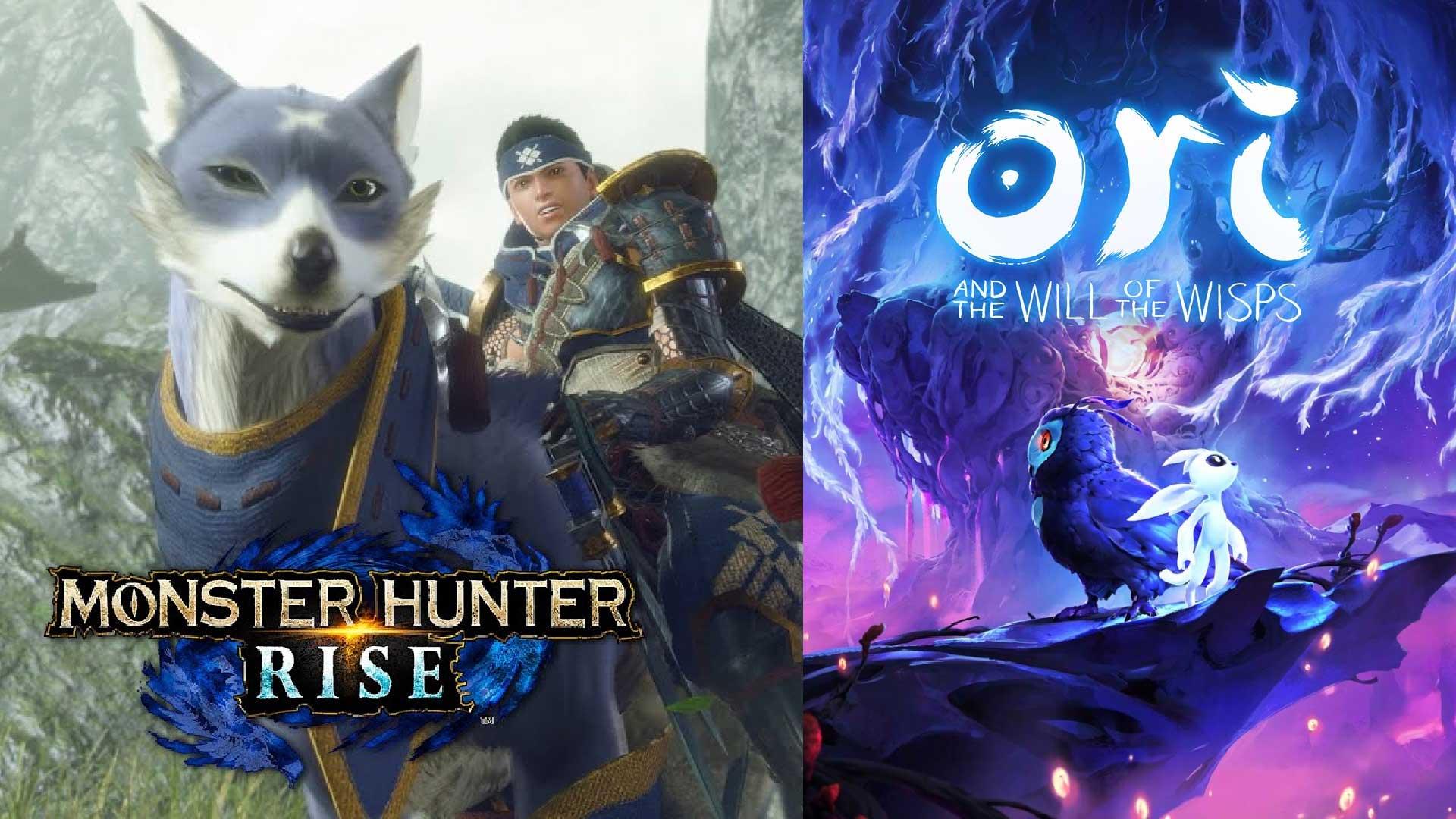 monster hunster rise ori