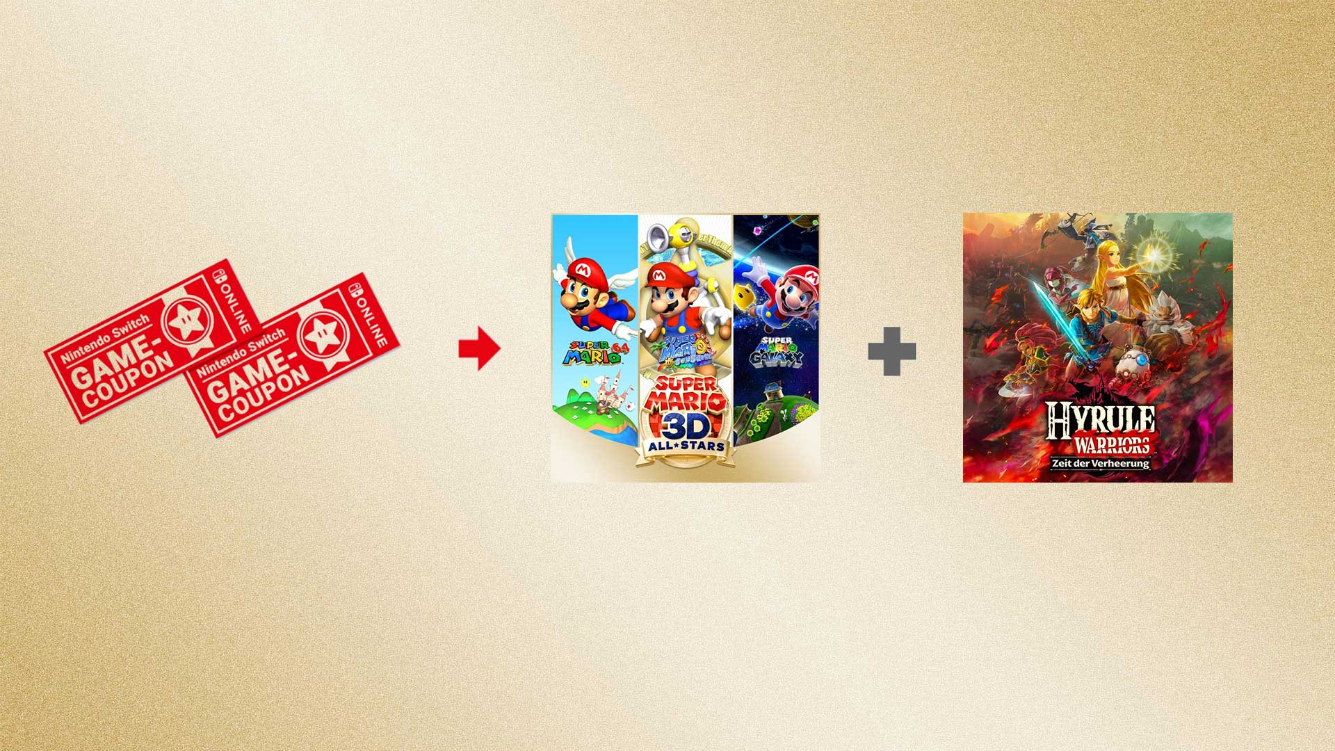 nintendo switch game coupons