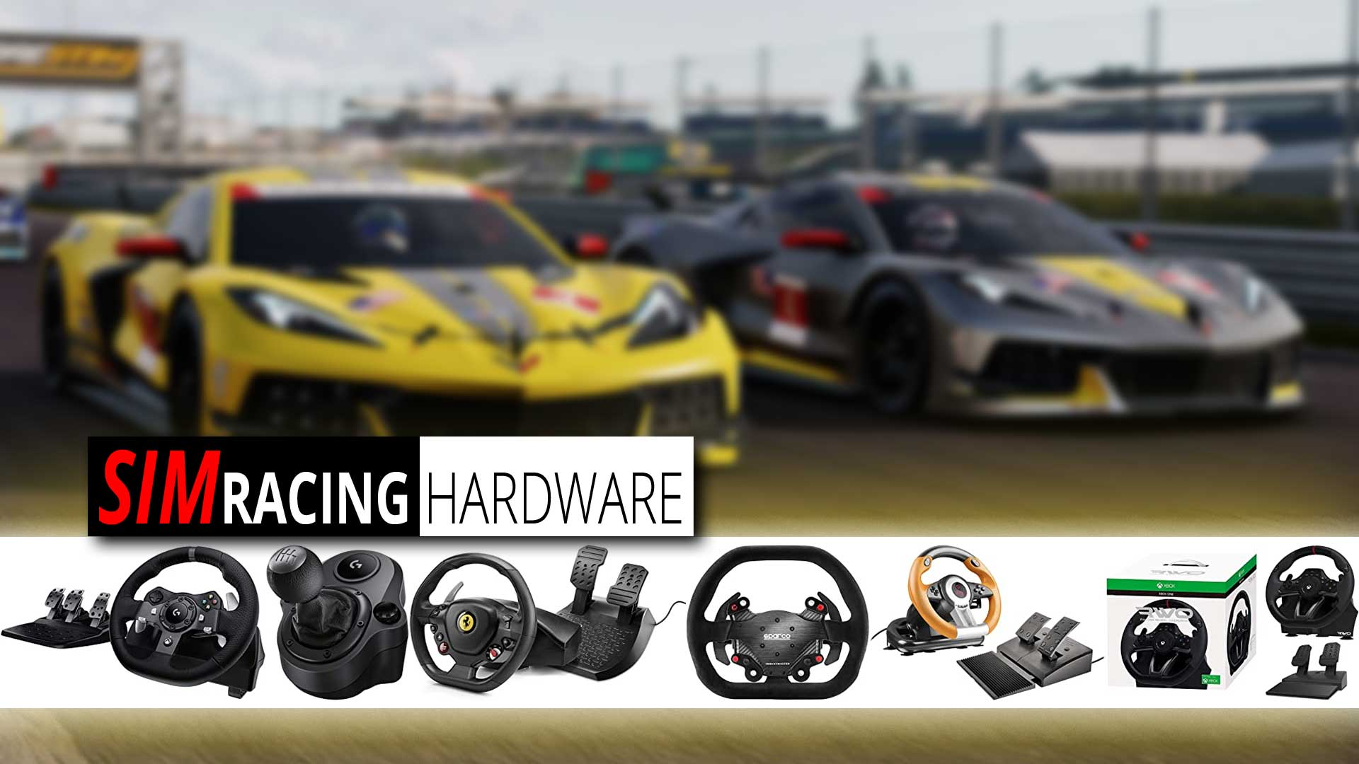 sim racing hardware