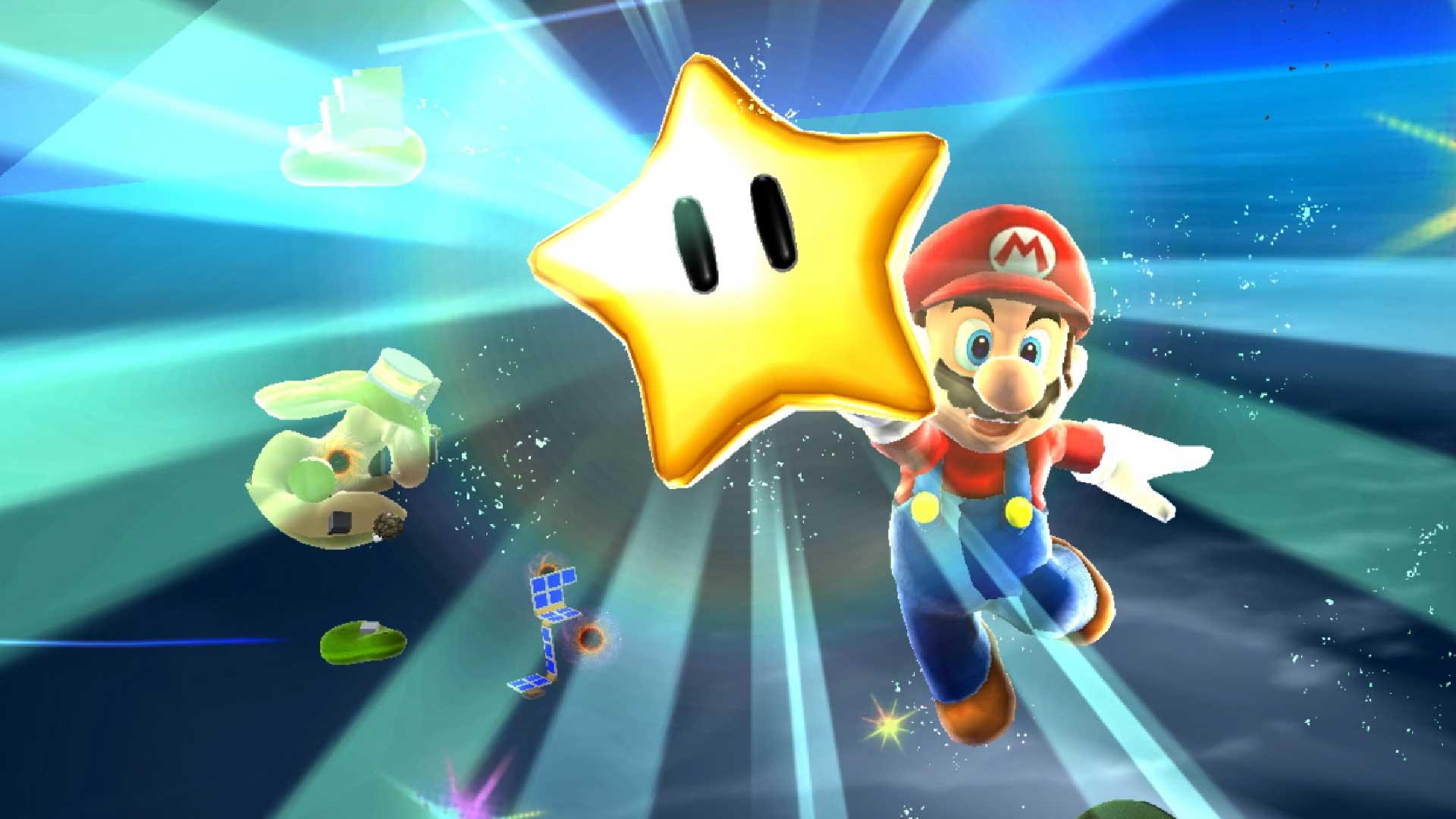 super mario 3d all stars charts