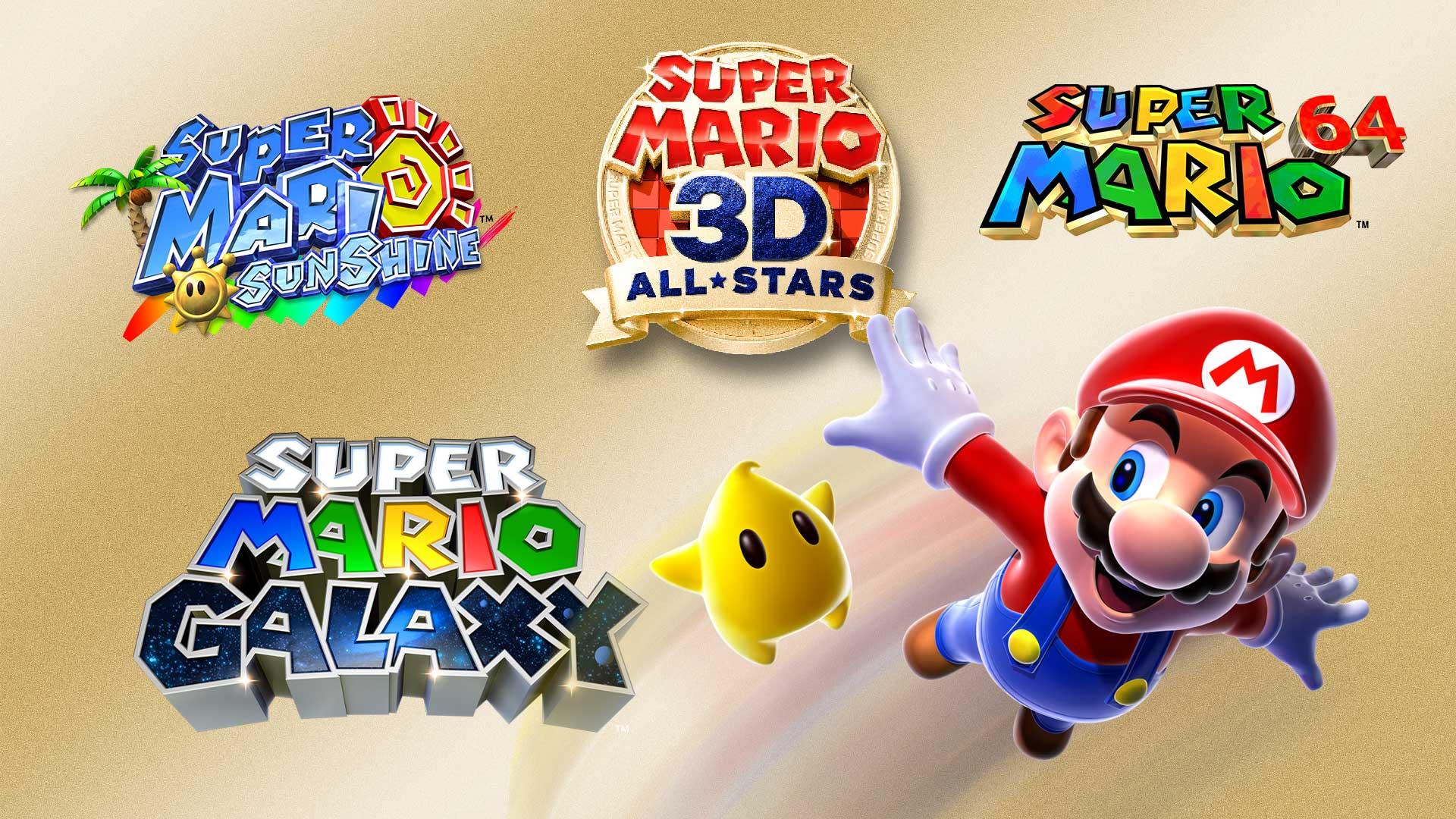 super mario 3d all stars release