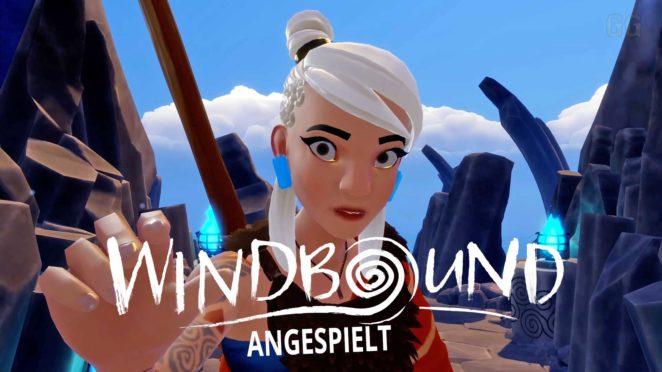 windbound angespielt cover