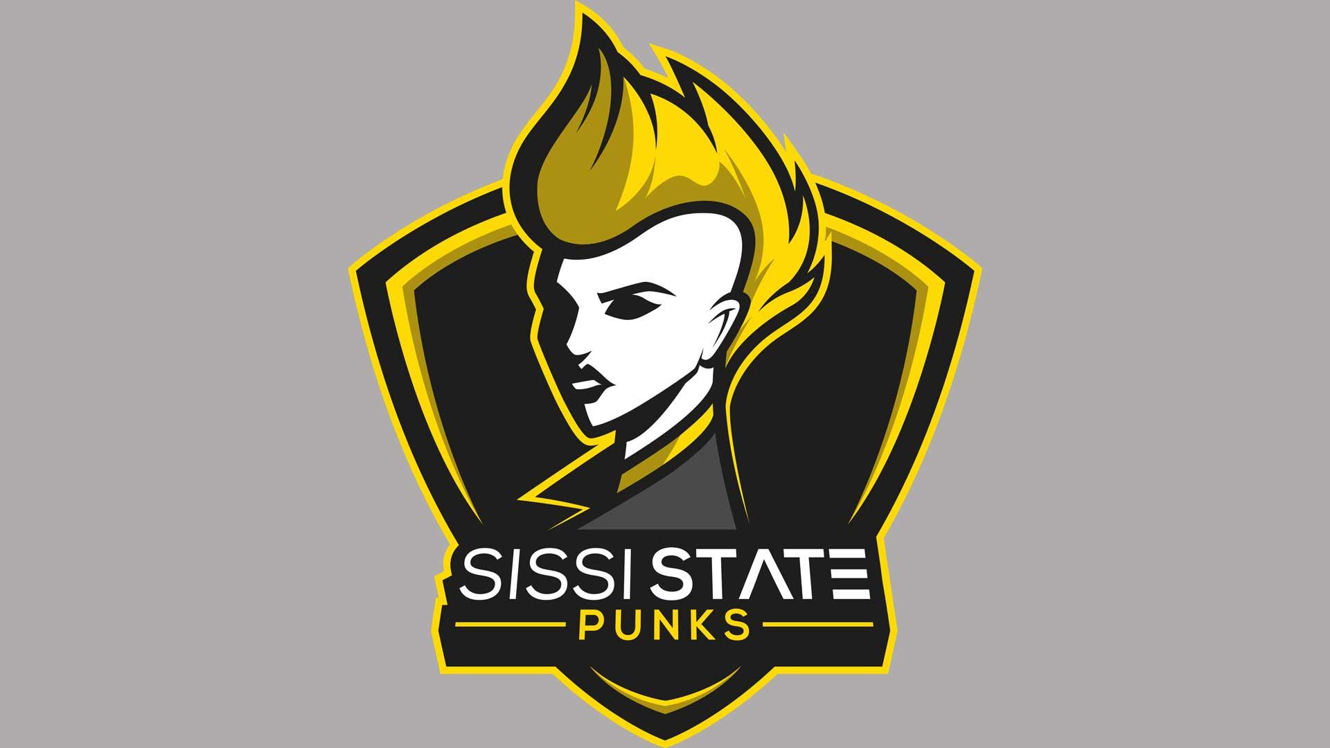 Sissi State Punks Logo14520