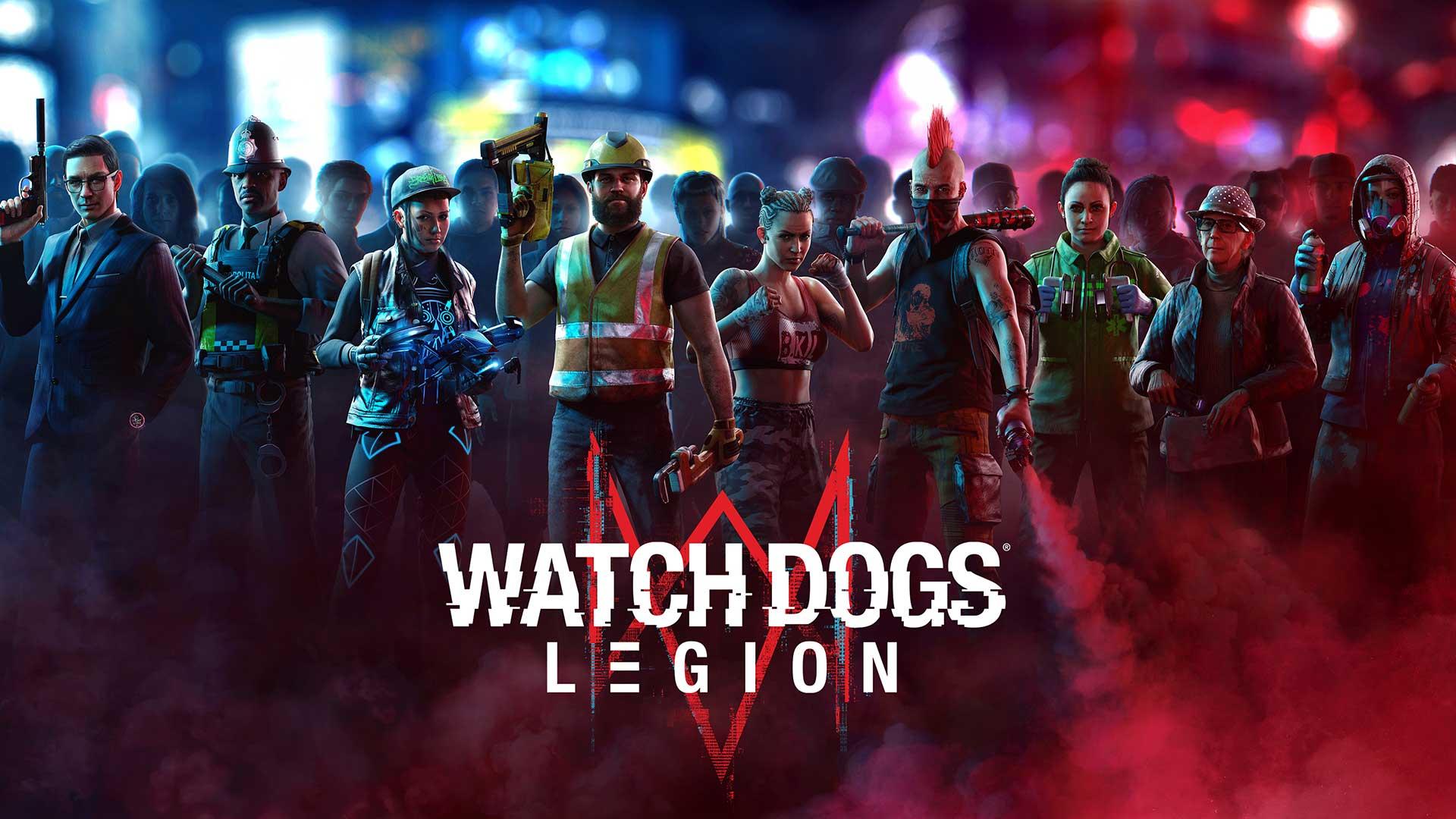 watch dogs legion release