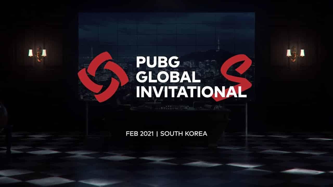 PUBG Global Invitational.S unveil trailer