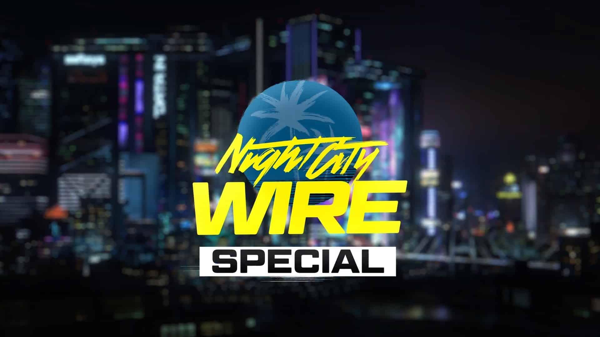 cyberpunk night city wire special xbox