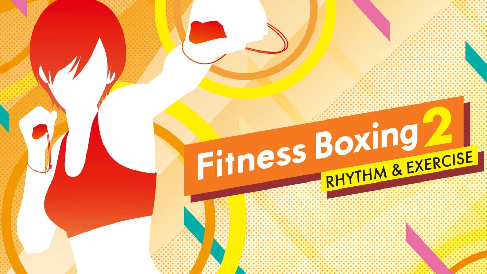 fitness boxing 2 cover
