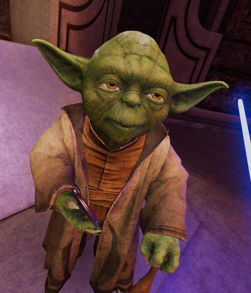 star wars tales yoda