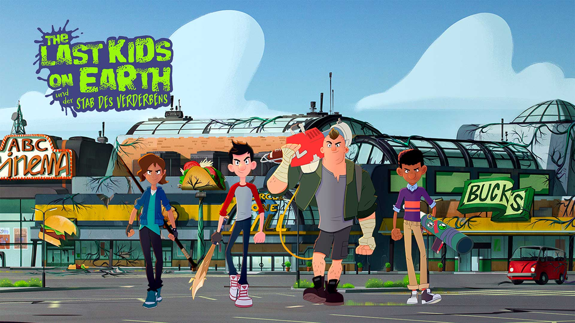 the last kids on earth game