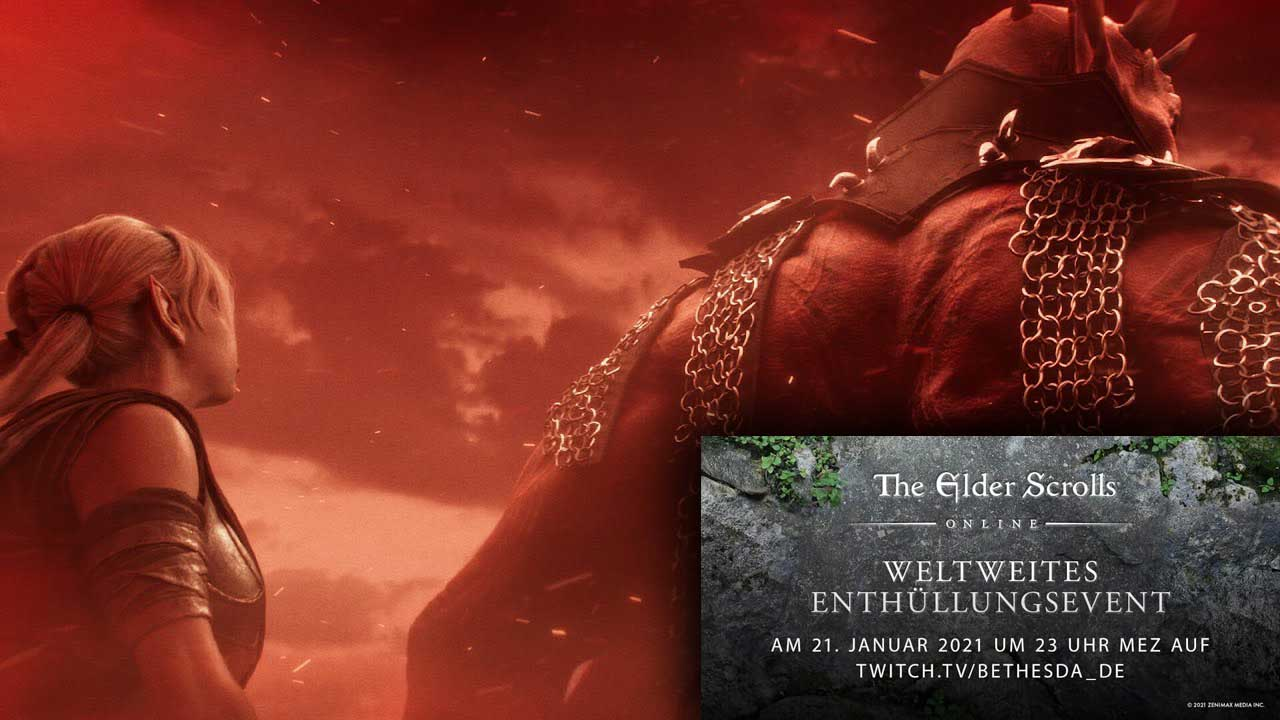"""""""The Elder Scrolls Online – Teaser Trailer zu """"Tore von Oblivion babt"""