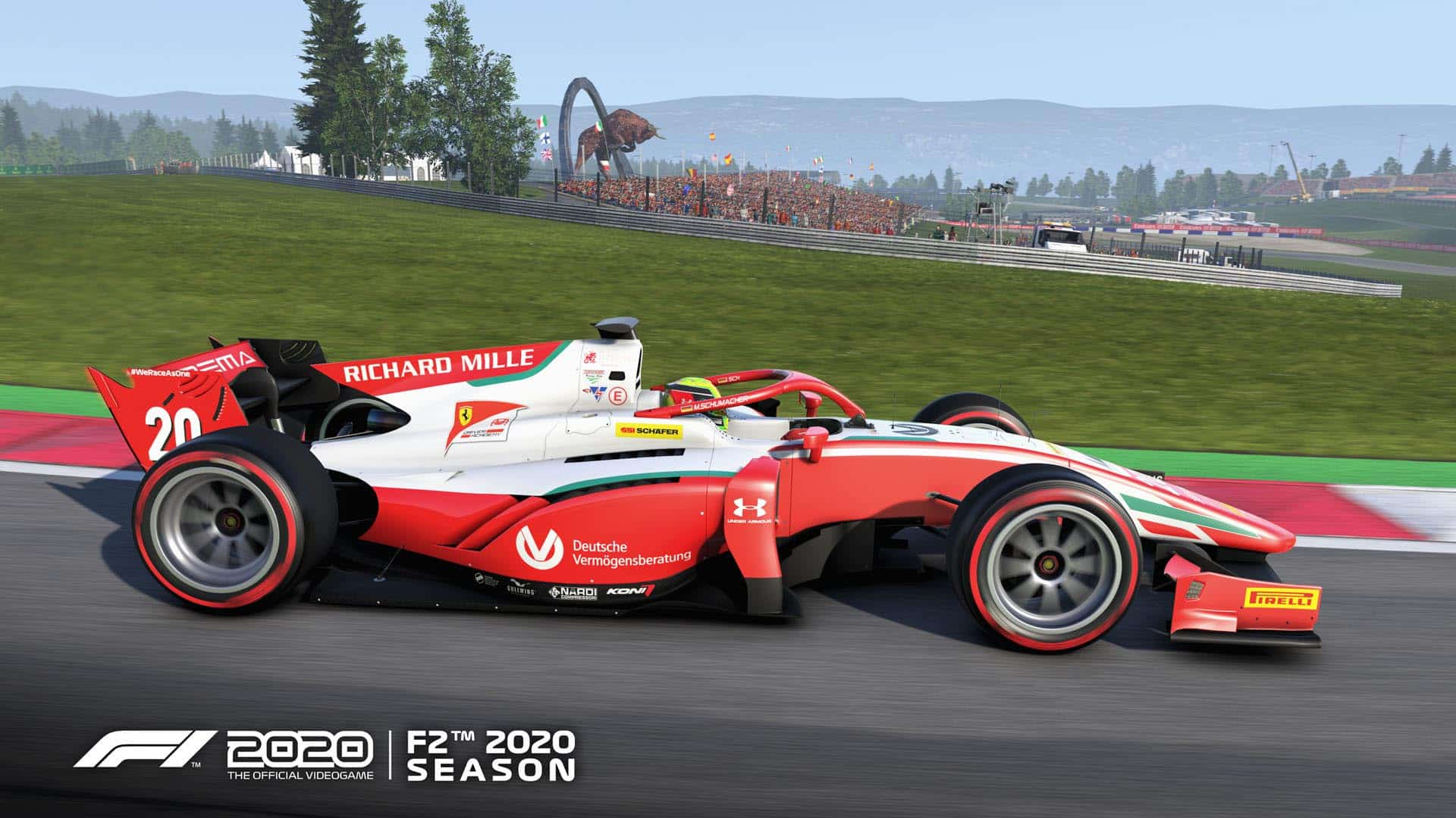 F12020 Schumacher F2 01